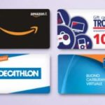 Gift Card Amazon, Trony, Decathlon, IP con Drenax