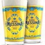 Bicchieri Barocco Siciliano in regalo con Birra Messina