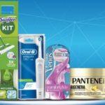 Cashback parziale con Swiffer,Gillette Venus, Pantene e Oral-B