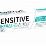 Cashback Mentadent Sensitive Mineral Active