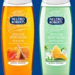 Cashback Neutro Roberts linea uomo doccia shampoo