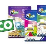 Richiedere online campione omaggio di etichette Tico