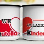 Come richiedere le Tazze We love Nutella