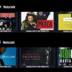 Film gratis su Chili ma con pubblicità