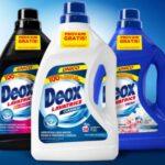 Prova gratis detersivo lavatrice Deox