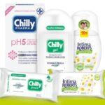 Cashback Chilly: Detergente e salviettine