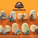 Jurassic World con Happy Meal