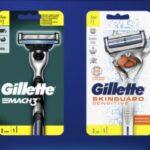 Offerta da bomber Gillette: Cashback 50%