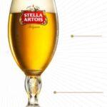 Birra Stella Artois regala il calice iconico