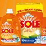 Cashback Sole detersivo Cura lavatrice, Liquido e Polvere