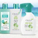 Provami gratis - crema solare Omia