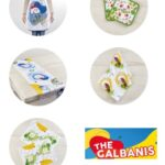 Raccolta punti The Galbanis: peluche e tessile