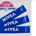Set elastici fitness premio immediato con Nivea crema corpo