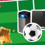 Gioco di calcio digitale con cereali Kellogg's