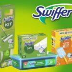 Rimborso lavapavimenti Swiffer comprando due prodotti